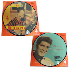 Cliff Richard Picture Disc Vinyl - Living Doll/Dynamite - Special Collectors 100