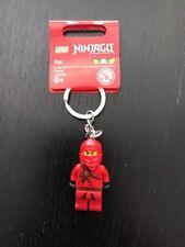 Lego 853097 Ninjago Kai Keychain Brand New w/ Tags Trust US Seller