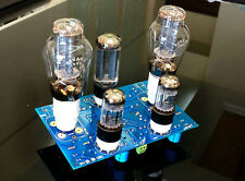 300B+6SN7+5U4G Single-ended Class A Tube Amp Amplifier DIY KIT For HIFI 8W+8W