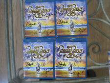 The Beach Boys Autographed 2012 50th Anniversary Bluray dvd Hand Signed By All 5