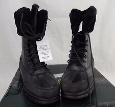 Lauren Ralph Lauren Quinta Winter Boots 9 B  Black $169.00