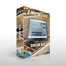 E-MU SP 1200 DRUM KIT CAMPIONI MPC Maschine suoni download Trappola Hip Hop WAV