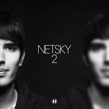 NETSKY 2 NEW VINYL RECORD