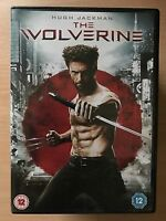 The Wolverine DVD 2013 Hugh Jackman x-Men Origins Giappone Marvel Azione Film
