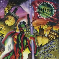 A TRIBE CALLED QUEST - BEATS,RHYMES & LIFE   CD NEUF