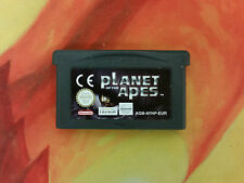 PLANET OF THE APES GAME BOY ADVANCE GAMEBOY GBA COMBINED SHIPPING