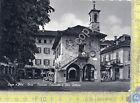Cartolina - Postcard - Orta - Palazzo Comunale - Bar Delizia - anni '50