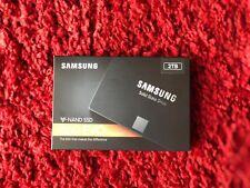 """2TB Samsung 860 EVO, 2.5"""" SSD, SATA 3, MZ-76E2T0B/EU 2GB Cache"""