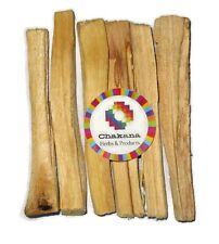 Chakana Peruvian Premium Grade Palo Santo Sticks (6) Removes Negative Energy