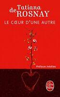 (Very Good)-Le Coeur D'une Autre (Litterature & Documents) (Mass Market Paperbac