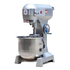 15L Commercial Dough Food Mixer Kitchen Egg Beater Dough Mixer B15 220V