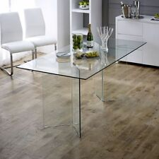 Unbranded Glass Modern Tables