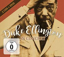 CD DVD Duke Ellington Duke In Concert. 2CD+DVD