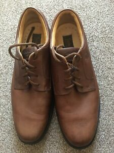Mens Brown Timberland Shoes size uk 12