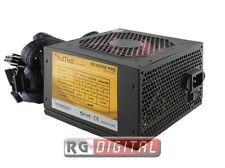 Alimentatore Vultech Real Power GS-600W Pro 600W Retail PFC ATTIVO