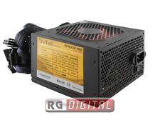 Alimentatore Vultech Real Power GS-600W Pro 600W Retail PFC ATTIVO