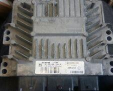 8200565863 S122326109 un SCENIC 1.5 DCI MOTEUR ECU RENAULT Diesel Siemens