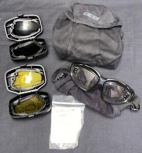 British Military ESS Advancer V12 Goggles Glasses