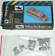 OPEL BLITZ AUTOBUS Accessories Set (pour arrachage) de blackdog dans 1/72
