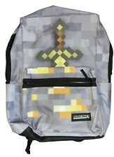 New listing Minecraft 20� Padded Jumbo Backpack For School Or Gamers