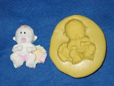 Baby Rocking Horse Silicone Mold 298 For Resin Clay Candy Fondant Chocolate