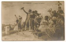 Carte postale ancienne Bettanier L'Oiseau de France Salon 1912 CPA