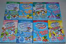 Sugar Free Hawaiian Punch Singles To Go! 8 Various Flavors  Water Enhancers OTG