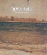 Für Den Moment. von Tiemo Hauer (2012), Neu OVP, CD