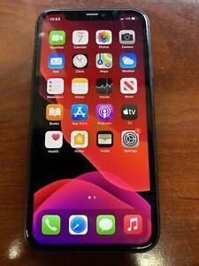 Apple iPhone 11 - 64GB - Black(Factory Unlocked) A2111 (CDMA GSM)