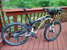 Scott Spark 700 RC Full Suspension Mountain Bike- 2014 - Medium