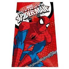 Marvel SPIDERMAN Kinder Fleece Decke 100x150cm Kuscheldecke Neu Spider-Man