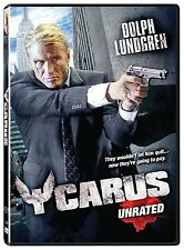 Icarus (DVD) Dolph Lundgren, Samantha Ferris  NEW