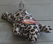 Freckles The Leopard, Ty Teenie Beanie, Very Good Condition
