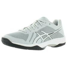 Asics Womens Gel-Tactic Gray Volleyball Shoes Sneakers 8 Medium (B,M)  6444