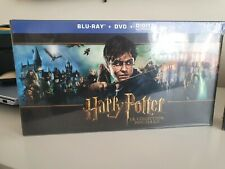Harry Potter Hogwarts Collection  31 Disc Blu-Ray  + Dvd       New  rare