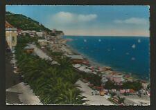 AD7135 Savona - Provincia - Finale Ligure - Viale a mare e spiaggia