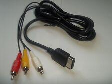Sega DreamCast Console RCA Cable 6 ft.