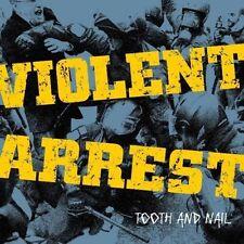 Violent Arrest - Tooth & Nail ( CD 2011 ) NEW / SEALED