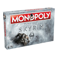Monopoly Board Game 028721 Skyrim 5036905028721