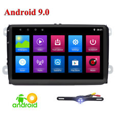 "9"" Android 9.0 Car Radio No DVD Player for VW Passat Golf Mk5 Jetta Stereo GPS"