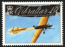 ANTOINETTE VII (1910 Hubert Latham Altitude Record) Experimental Aircraft STAMP