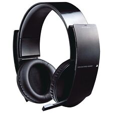 Official Sony Wireless Stereo Headset PlayStation PS3 PS Vita PC Mac Headphone