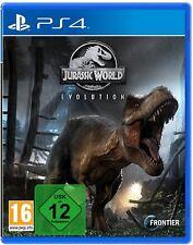 Jurassic World Evolution - PS4 Playstation 4 Spiel - NEU OVP