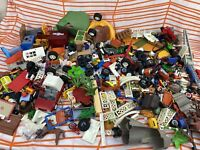 Large Bundle Of Playmobil Parts, Accessories, House Clearance Playmobil Lot 1