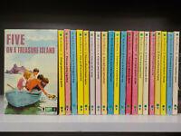 The Famous Five Enid Blyton 21 Books ID8611