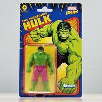 "Marvel Legends Kenner - The Incredible Hulk 3.75"" [Retro] Action Figure"