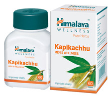 5X60 Capsules Himalaya Herbal Kapikachhu Capsules Pure Herbs For Natural Care