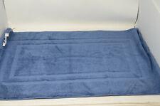 Wamsutta Ultra Soft MICRO COTTON Bath Mat in Denim Blue