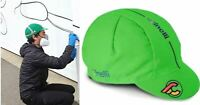 Cinelli Supercorsa Bike Cycling Cap Green -Vintage - Fixed Gear - Made in Italy