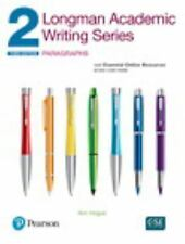 Longman Academic Writing Series 2 SB with Online Resources by Ann Hogue...